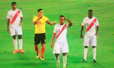 Peruanos aseguran que no podían arriesgar
