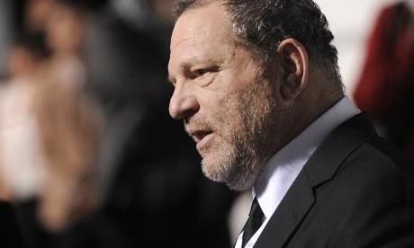 Harvey Weinstein, el magnate del cine caído en desgracia