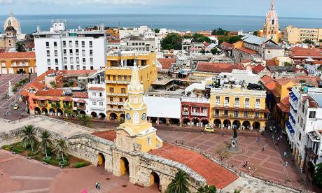 800 unidades de Policía se encargarán de la seguridad durante los días festivos en Cartagena
