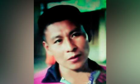 Aulio Isarama Forastero, gobernador del resguardo Catru Dubaza, asesinado este martes.