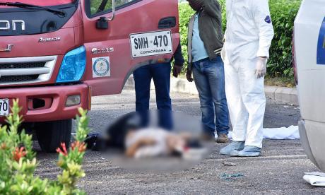 Tras el asesinato en Mamonal, investigan si fue atraco o sicariato