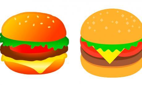 ¿Cuál debe ser el 'orden perfecto' de Google para los ingredientes de su emoji de hamburguesa