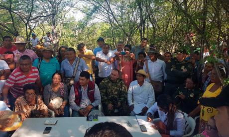 Indígenas en La Guajira no bloquearán vías durante minga nacional