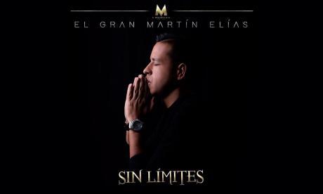 Portada del último trabajo discográfico de Martín Elías.