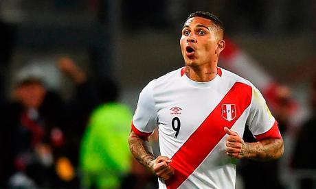 Paolo Guerrero habría dado positivo en prueba de dopaje ante Argentina