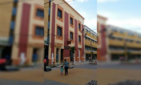 Restauran hotel en el centro donde vivió Gabo en los 50