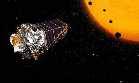 La Nasa descubre dos exoplanetas por telescopio Kepler