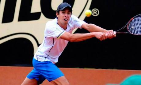 Daniel Galán asume un desafío en la Copa Davis