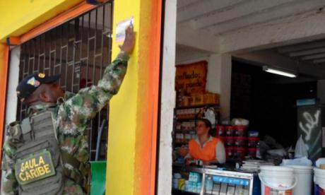 Extorsiones tienen en vilo a proveedores de siete barrios