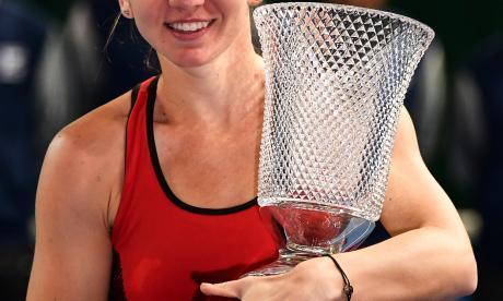 Simona Halep conquista el Torneo Shenzhen