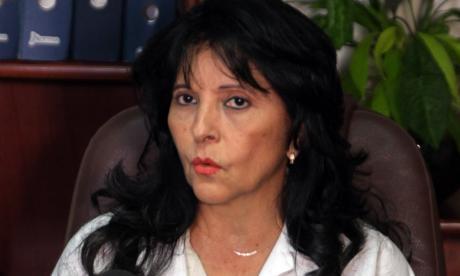 Rocío Gamarra.
