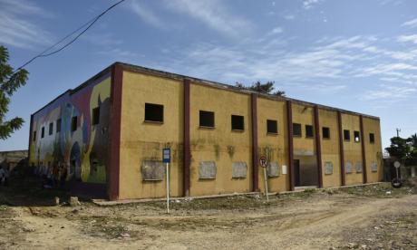 El Palacio de $780 millones que terminó en ruinas