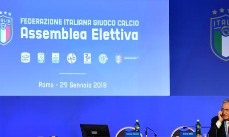 Tras cuatro rondas de votación, Federación Italiana de Fútbol sigue sin presidente