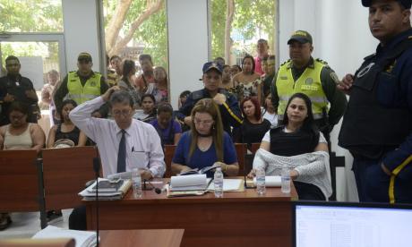 Reanudan audiencia preparatoria contra Dayana Jassir por muerte de Eduardo Pinto