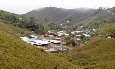 Nuevo atentado a la Policía: atacan estación de Norosí, Bolívar