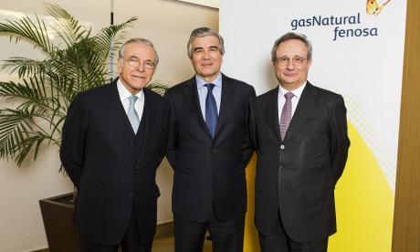 Francisco Reynés Massanet es el nuevo presidente de Gas Natural Fenosa