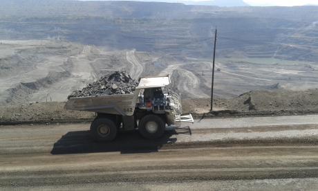 Se acerca el fin de la bonanza minera de  La Guajira