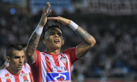 Junior 1, Chicó 0: justo premio a la insistencia