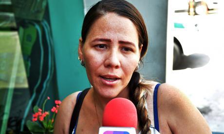 """""""Yosimar se fue sin saber que  iba a tener niña"""": Diana Sánchez"""