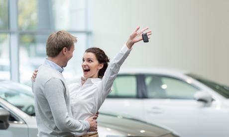 Cada vez es más fácil comprar un automóvil