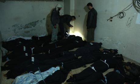 Bombardeos del régimen sirio: mueren 34 civiles, entre ellos 11 niños