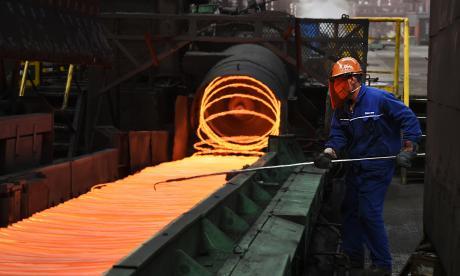 Camacero: precio del acero seguirá alto