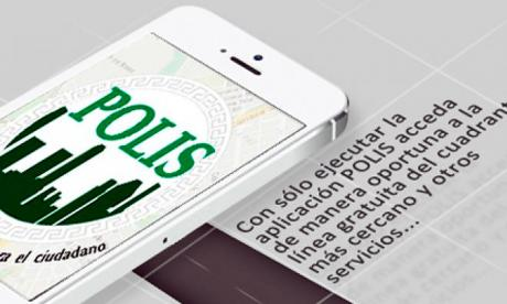 """""""Polis"""", la nueva app gratuita para comunicarse con la Policía"""