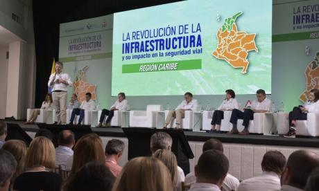 El proyecto de la APP del río Magdalena va: presidente Santos