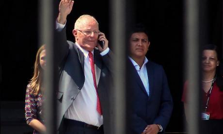 Congreso acepta renuncia de Kuczynski; lo reemplaza Vizcarra
