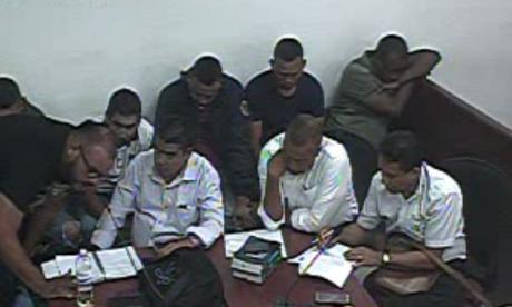 Detenidos del 'Clan del Golfo' extorsionaban  la firma SuperGiros