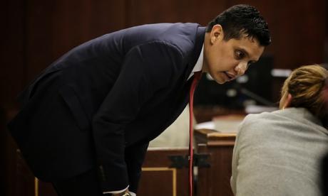 Paulo Muñoz, segundo abogado capturado por el caso de Pedro Aguilar.