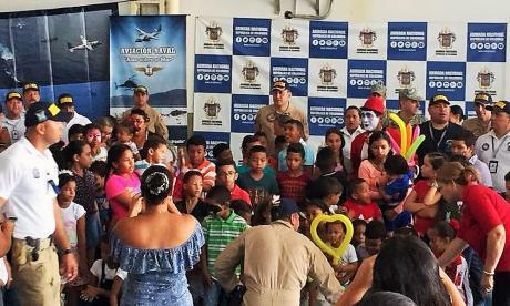 Armada realizó jornada médica en Soledad
