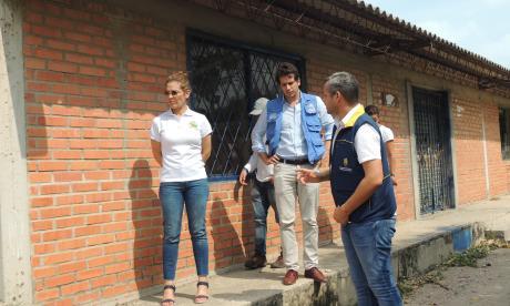 La Guajira y ACNUR construirán en Riohacha hogar de paso para población migrante