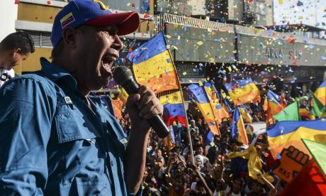 Falcón arremete contra opositores venezolanos por promover abstención