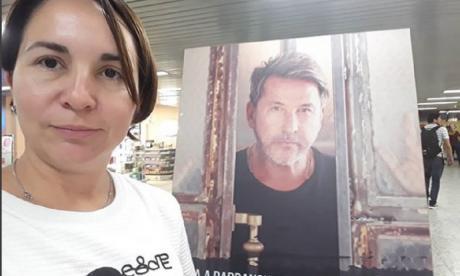 """El """"poder del amor"""" de una fan para ver a Ricardo Montaner"""