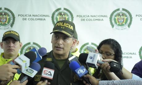 """""""Hay dos identificados por caso de linchamiento en Los Almendros"""": Botero Coy"""