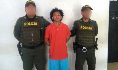 Detienen a presunto responsable de homicidio en Rebolo