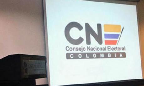 CNE asignó espacios gratuitos de TV a Duque y Petro para que expongan sus propuestas
