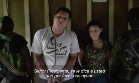 Familias de pareja ecuatoriana secuestrada en Colombia piden ayuda a Santos