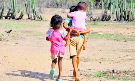 Estado le sigue fallando a los niños wayuu: Corte Constitucional
