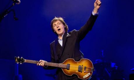 Después de cinco años, Paul McCartney lanza un nuevo álbum