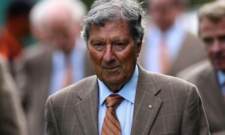 Fallece el golfista australiano Peter Thomson