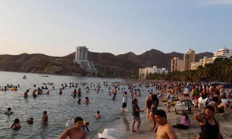 Santa Marta espera llegada masiva de turistas desde la próxima semana