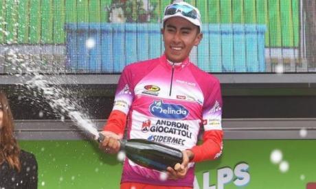 El colombiano Iván Sosa conquista etapa y lidera la 'Adriática Iónica Race'