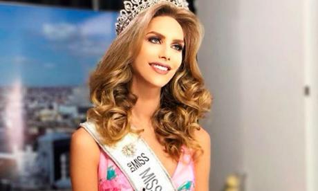 Ángela Ponce, primera mujer trans en un certamen de Miss Universo