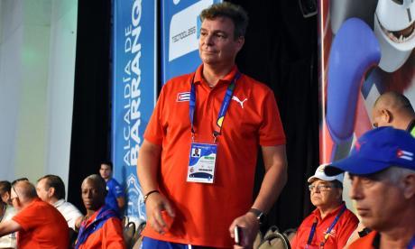 Hijo de Fidel Castro es el médico de la delegación cubana en los Juegos Centroamericanos y del Caribe