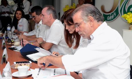 Gobernadores piden a Santos reconsiderar decreto sobre delimitación de páramo en la Sierra Nevada