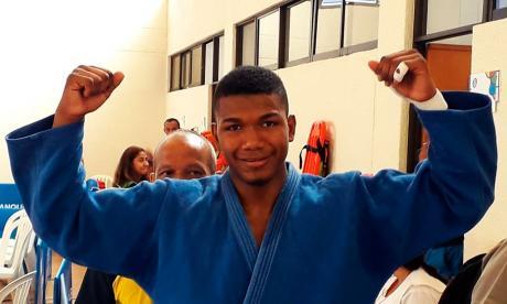 Francisco Balanta consigue la quinta medalla de bronce en judo