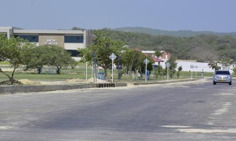 Sede del colegio Marymount.
