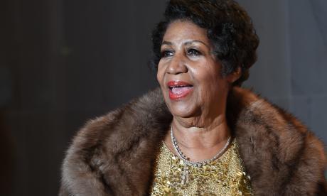 En video   Aretha Franklin, la 'Reina del Soul' estadounidense, gravemente enferma